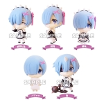 Re:ZERO -Starting Life in Another World- Rem ga Ippai Collection Figure 6Pack BOX(Pre-order)