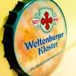 ฝาเหล็กยัก Weltenburger Kloster ขนาด 42 cm