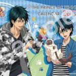 Tabletop The New Prince of Tennis 2017 Calendar(Pre-order)