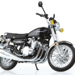 1/12 Complete Motorcycle Model Kawasaki 750RS(Z2) Black(Back-order)