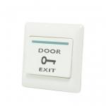 Exit Switch ปุ่มกดออกประตูคีย์การ์ด ขนาด 86mm*86mm