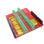 Arduino Screw Shield V1 expansion board is compatible with UNO R3