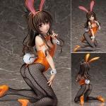 To Love-Ru Darkness - Mikan Yuuki Bunny Ver. 1/4 Complete Figure(Pre-order)