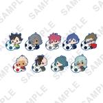 Inazuma Eleven Ares no Tenbin - PitaColle Rubber Strap 9Pack BOX(Pre-order)