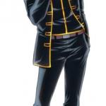 Gintama Season 4 - Life-size Wall Scroll: Toshiro Hijikata(Pre-order)