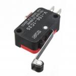 Micro Switch Limit Switch ไมโครสวิตช์ แบบยาว พร้อมล้อลาก