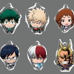 Boku no Hero Academia - Miagete Mascot 6Pack BOX(Pre-order)