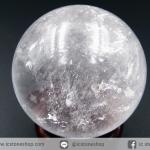 คริสตัลควอตซ์ (Crystal Quartz) ทรงบอล 5.5 cm