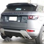 ชุดท่อไอเสีย Range Rover Evoque SD4