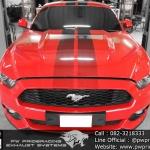 ชุดท่อไอเสีย Ford Mustang Ecoboost 2.3L @PW Mufflers