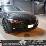 BMW 320D F30 Cat-back Exhaust Systems by PW PrideRacing