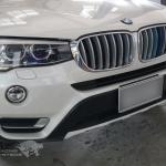 ชุดท่อไอเสีย BMW X3