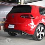 ชุดท่อไอเสีย VW Golf GTI Mk7