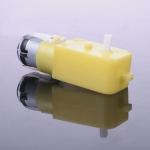 Gear Motor 3V - 12V สำหรับ Smart Robot Car เฟือง 1:120