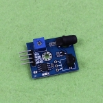 Obstacle Infrared avoidance tracking sensor switch 38KHz 2-180CM เซนเซอร์สวิตช์ตรวจจับวัตถุแบบอินฟาเรด ระยะ 2-180CM