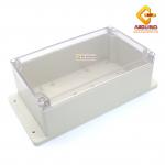 กล่องอิเล็กทรอนิกส์ อเนกประสงค์ สีเทา 200*120*75mm
