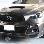 ผลงานติดตั้งชุดท่อไอเสีย Mazda CX-3