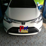 All New Toyota Vios ใส่ชุดท่อ Js fx-pro