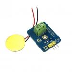 เซ็นเซอร์ตรวจจับการสั่นสะเทือน Ceramic Piezo Vibration Sensor Module