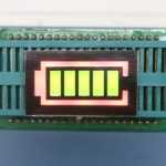 LED Battery Level Display