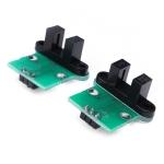 HC-020K Dual module encoder Optical Wheel Encoder for Smart Car พร้อมสายไฟ
