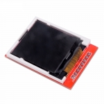 จอ TFT Module LCD SPI Red Color Display 1.44 inch ST7735 128*128
