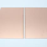 แผ่นปริ๊นอเนกประสงค์ ทองแดง2หน้า หนา 1.5mm Prototype PCB Board 20x30 cm