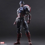 Variant Play Arts Kai - Marvel Universe: Captain America(Pre-order)