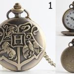 สร้อยคอนาฬิกา ฮอกวอตส์ W1