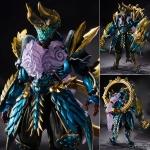 S.H. Figuarts Tamashii MIX - Monster Hunter: Jashin Kakusei Zinogre(Pre-order)