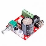 PAM8610 Stereo Amplifier Class D 10W+10W วงจรขยายเสียงแบบ Stereo