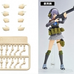 LittleArmory-OP04: figma Hands for Guns(Pre-order)
