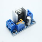 LM317 DC-DC step down module 4.2 - 40 V