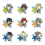 "es Series nino Clear Brooch Collection - Anime ""THE IDOLM@STER SideM"" vol.1 10Pack BOX(Pre-order)"