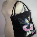 กระเป๋า PINKGO สีดำ สภาพดี