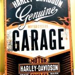 Harley GARAGE **M62