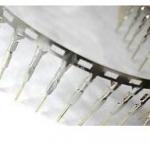 Male Crimp Terminal Connector 2.54mm (ไส้ไก่แบบขาตัวผู้) จำนวน 10 ตัว