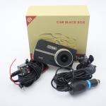 กล้องติดรถยนต์ หน้าหลัง Full HD รุ่นX500