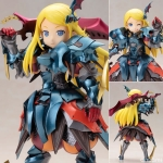 Etrian Odyssey IV: Legend of the Giant God - Girl of Imperial Plastic Model(Released)
