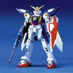 Mobile Suit Gundam Wing 1/100 W Gundam Plastic Model(Pre-order)