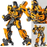 "Legacy OF Revoltech Tokusatsu Revoltech No.LR-50 ""Transformers: Dark Side of the Moon"" Bumblebee(Pre-order)"