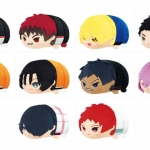 MochiMochi Mascot - Kuroko's Basketball 10Pack BOX(Pre-order)
