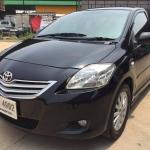 ผ่อน 6336x72งวด ฟรีดาวน์ Toyota Vios 1.5 E ปี 2011
