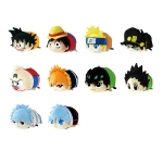Weekly Shonen Jump 50th Anniversary Jump All Stars - PoteKoro Mascot Petite 10Pack BOX(Pre-order)