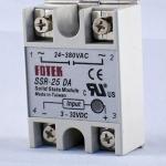 Fotek Solid State Relay (SSR) 25A