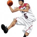 Movie Kuroko's Basketball LASTGAME - Life-size Wall Scroll: LASTGAME (5) Daiki Aomine(Pre-order)