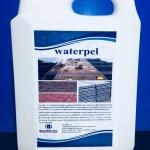 Waterpel น้ำยาผสมคอนกรีตกันซึม สูตรWater Repellent ขนาด 5L (แพ็ค 4 ส่งฟรี)