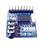 DTMF MT8870 Voice decoding module phone โมดูลอ่าค่าปุ่มที่กดบนมือถือ