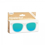 Hipsterkid Frost Sunglasses Age 0-2 แว่นกันแดดเด็กสีFrost