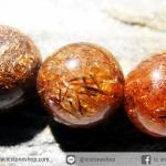 สร้อยหิน ไหมจักรพรรดิ์ เนื้อแน่น (8mm.)